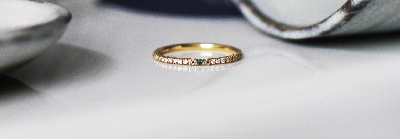 Courbet joaillerie durable or recyclé diamant synthétique joaillerie durable - Courbet