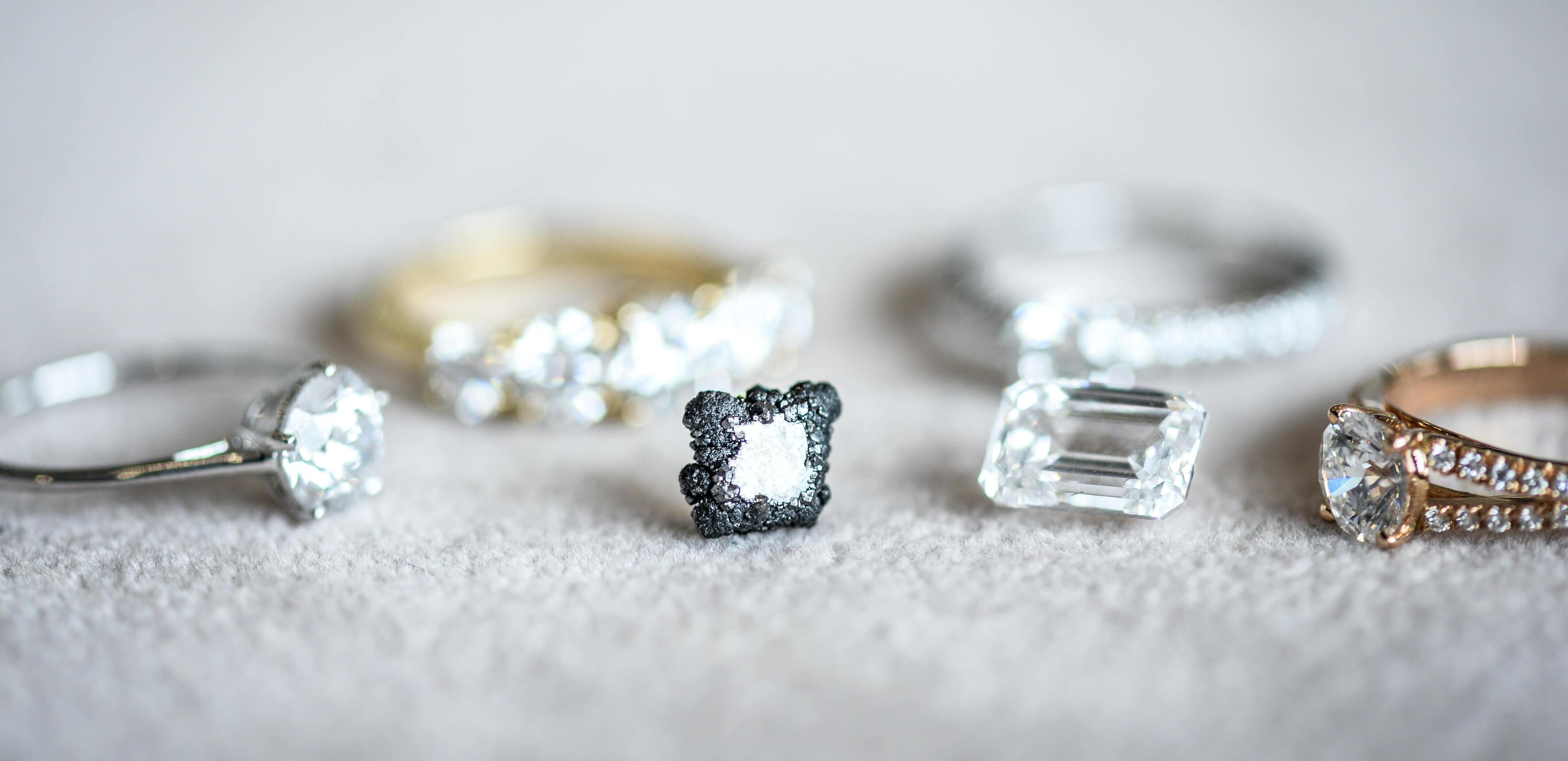 Courbet joaillerie durable or recyclé diamant synthetique